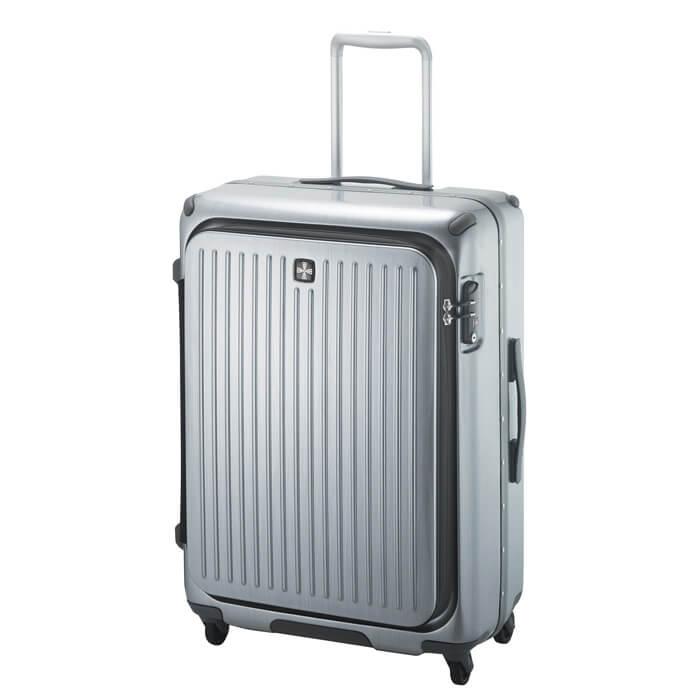 ウインドミルスーツケース_T24_silver